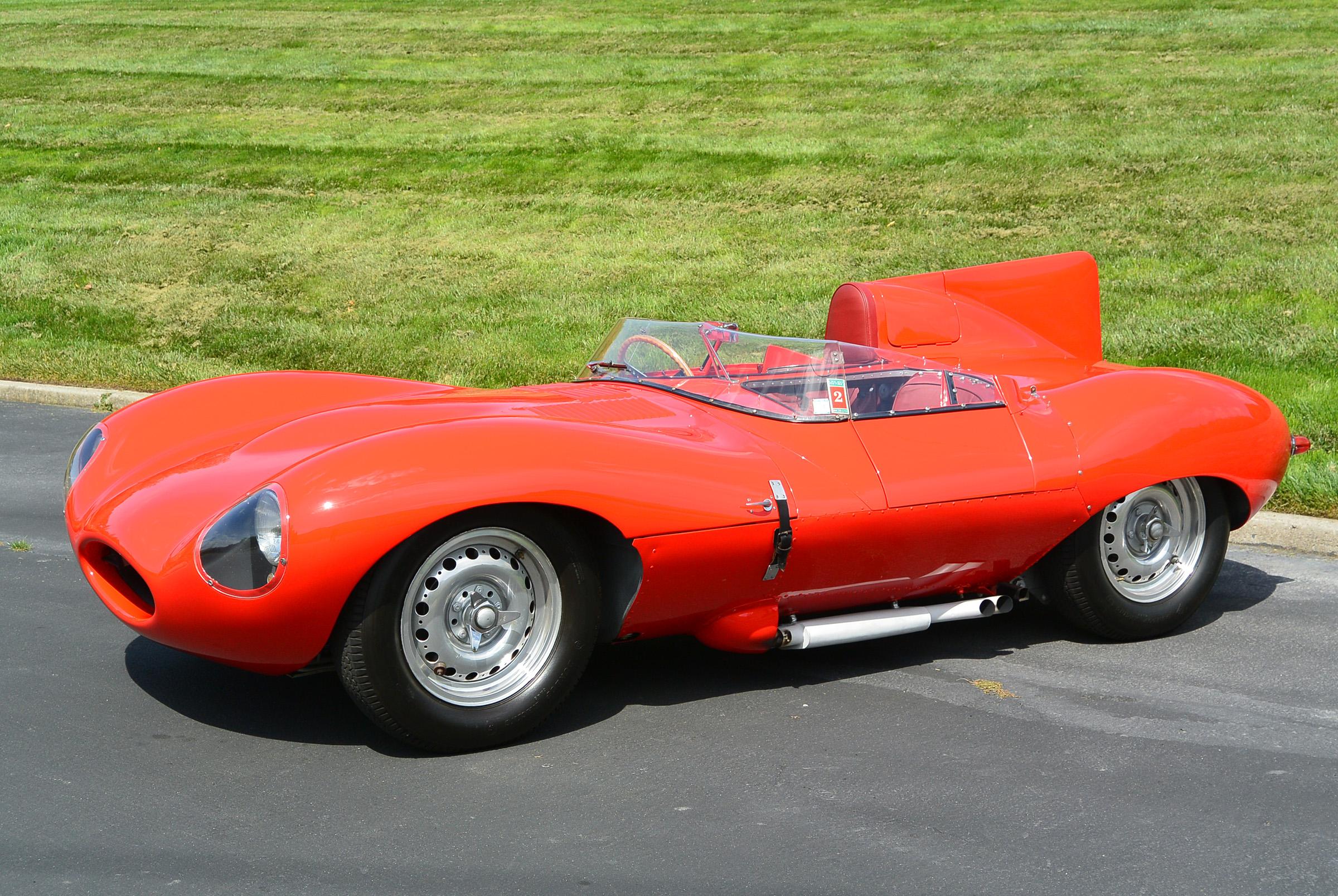 1956 Jaguar D-Type XKD518 (27) | Blackhawk Collection