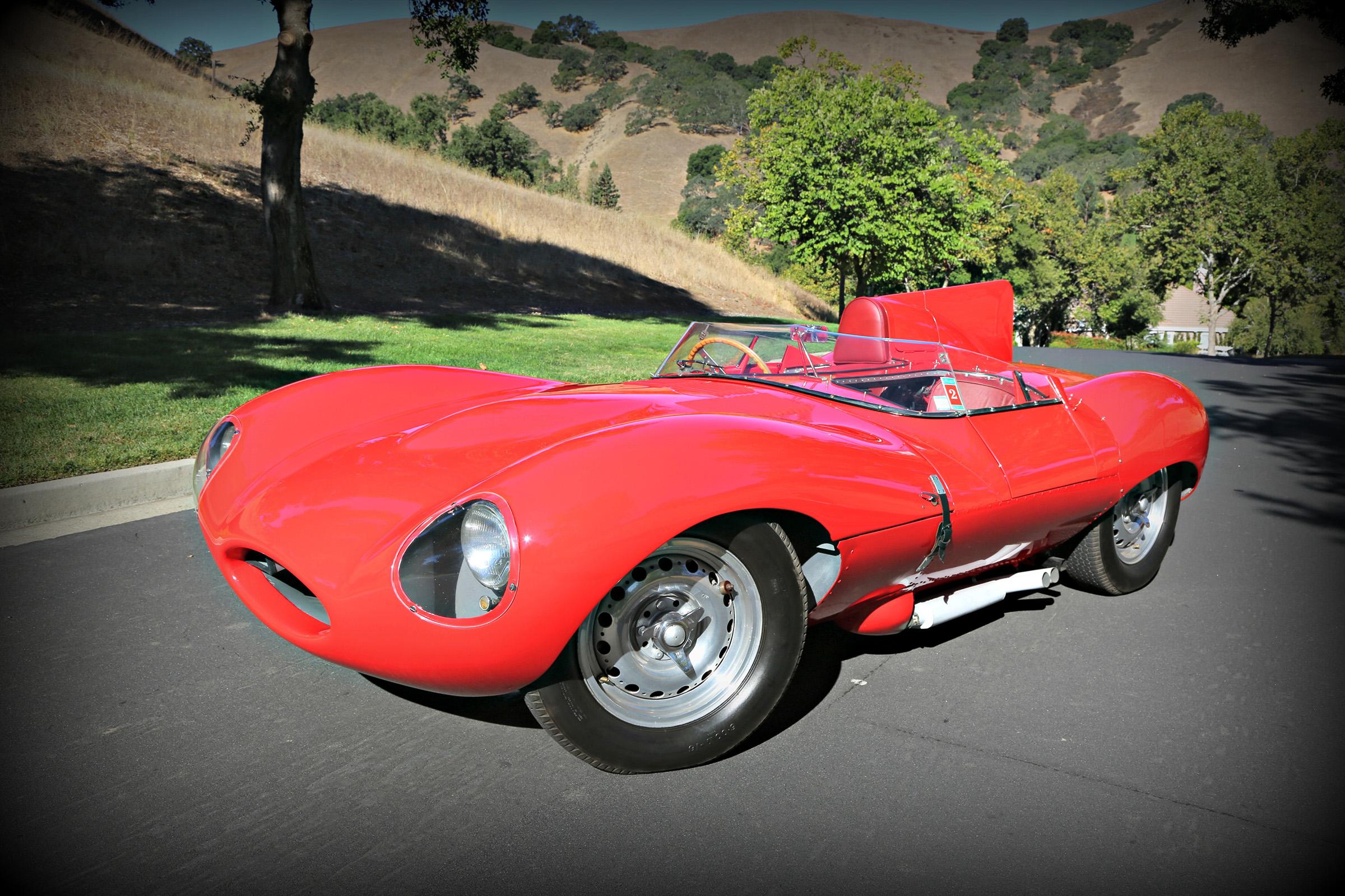 1956 Jaguar D-Type | Blackhawk Collection